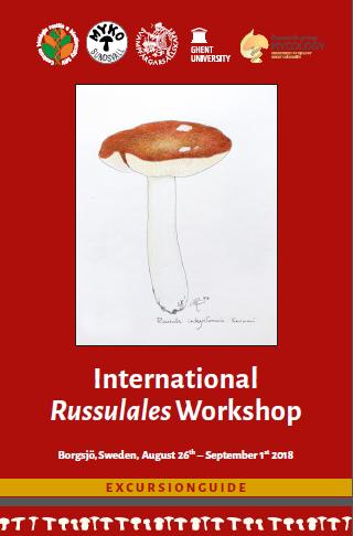 Framsida Russulales 2018